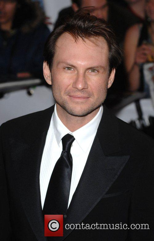 Christian Slater National Movie Awards held at the...