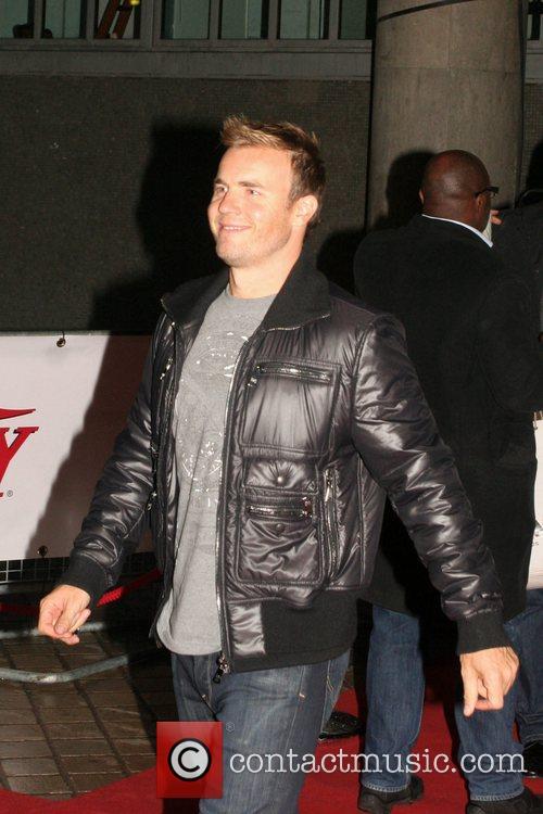 Gary Barlow National Movie Awards held at the...
