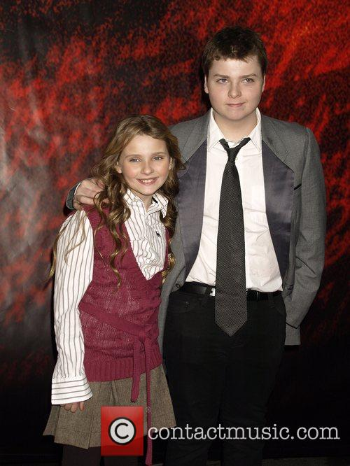 Abigail Breslin and Spencer Breslin