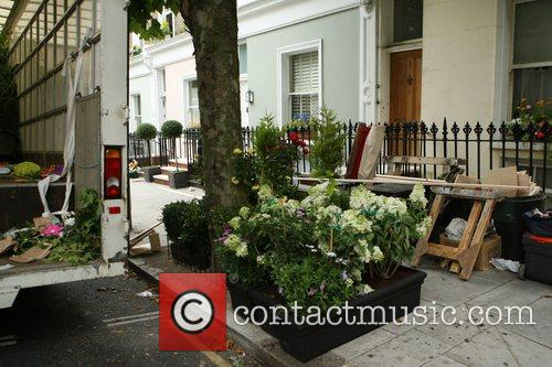 A leafy street in Primrose Hill is a...