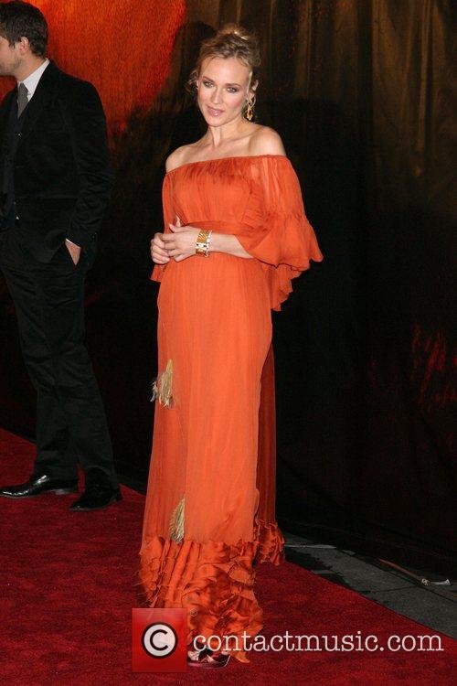 Diane Kruger World Premiere of 'National Treasure: Book...