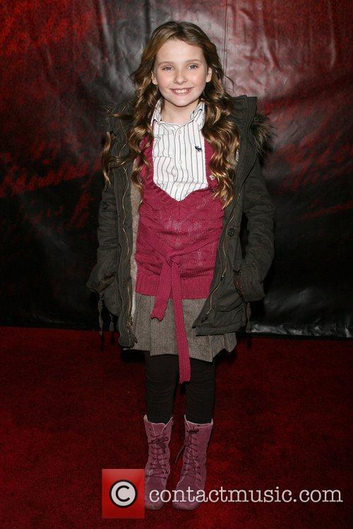 Abigail Breslin World Premiere of 'National Treasure: Book...