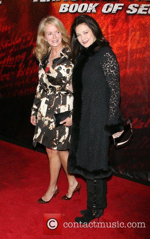 Blaine Trump, Linda Carter World Premiere of 'National...