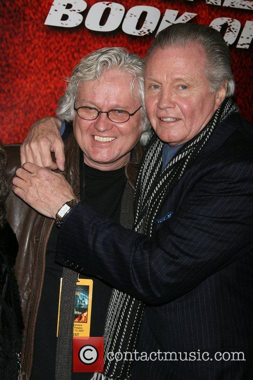 Chip Taylor and Jon Voight