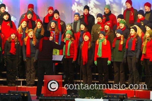 St Albans and National Cathedral Schools Choir Lighting...