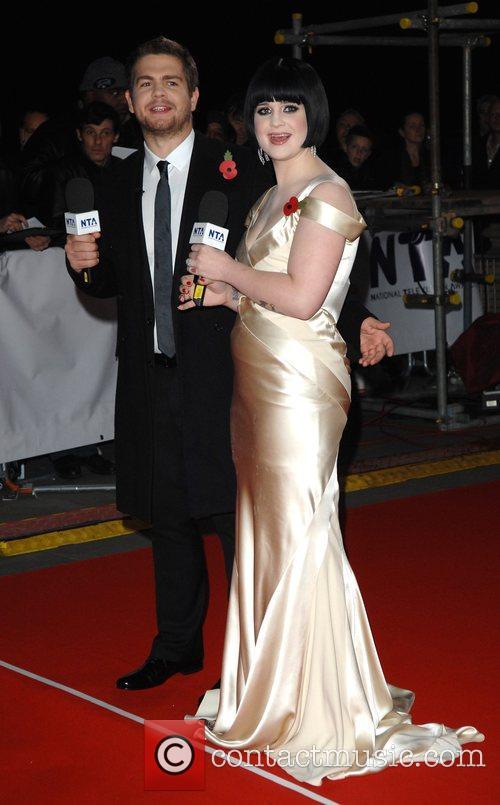 Jack Osbourne and Kelly Osbourne 1