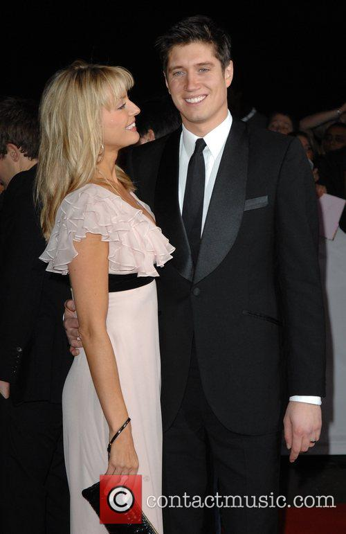 Tess Daly and Vernon Kay 6