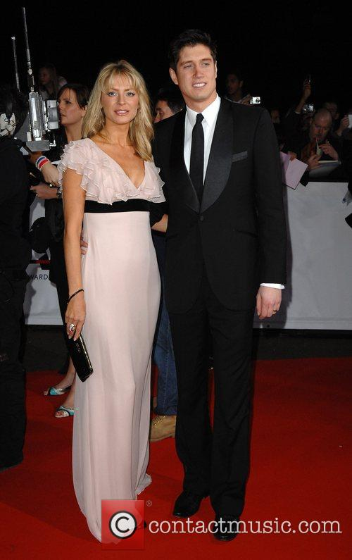 Tess Daly and Vernon Kay 2