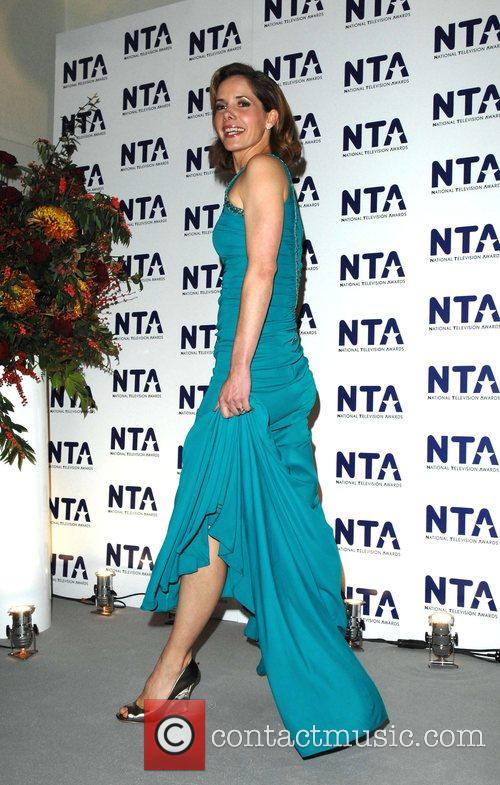 National Television Awards held at the Royal Albert...
