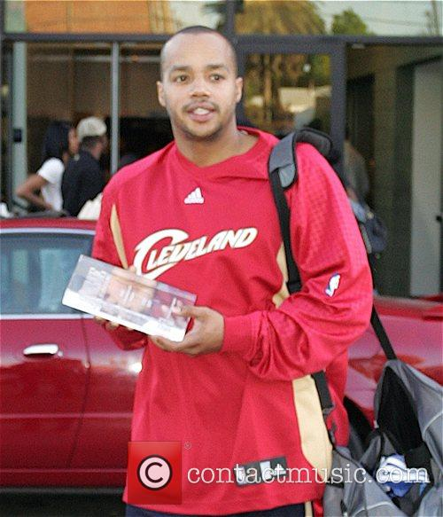 Scrubs star Donald Faison leaving the NBAE all-star...
