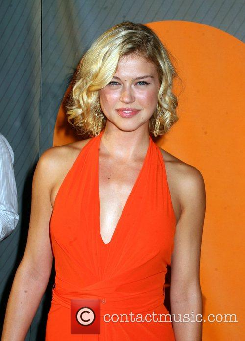 Adrianne Palicki NBC All-Star party at the Beverly...