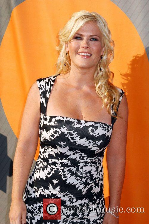 Alison Sweeney NBC All-Star party at the Beverly...