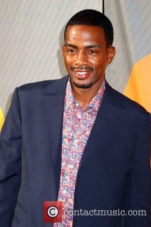 Bill Bellamy NBC All-Star party at the Beverly...