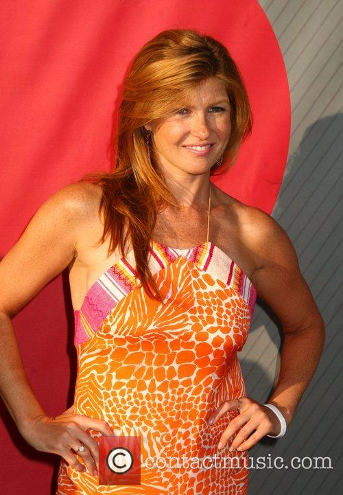 Connie Britton NBC All-Star party at the Beverly...