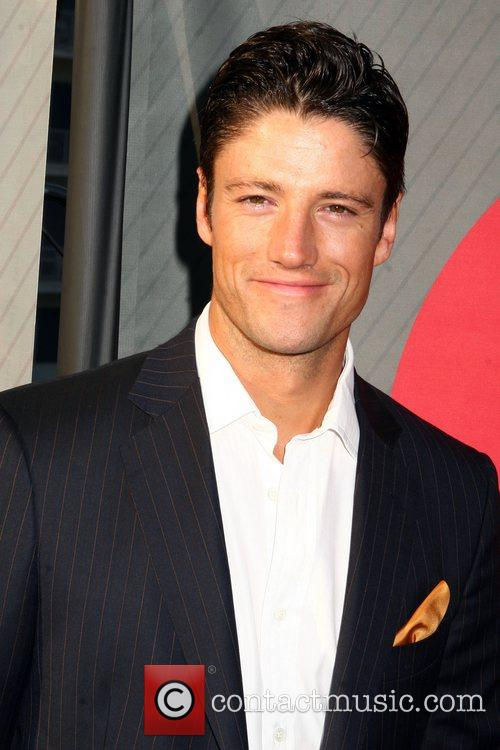 James Scott NBC All-Star party at the Beverly...