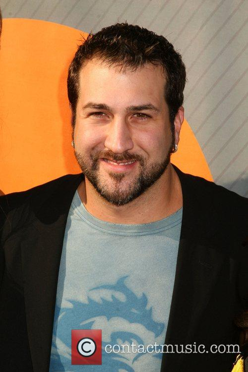 Joey Fatone NBC All-Star party at the Beverly...