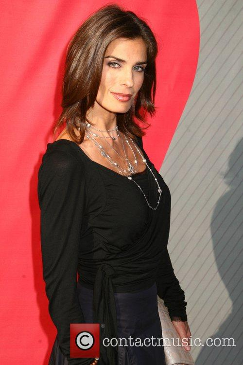 Kristian Alfonso NBC All-Star party at the Beverly...