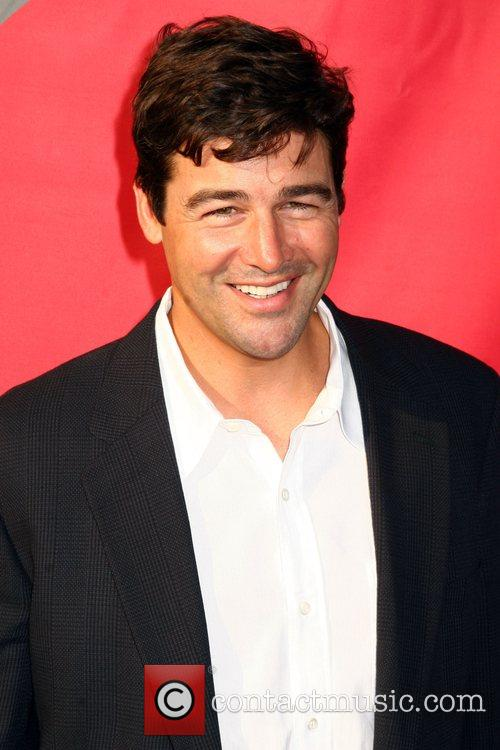 Kyle Chandler NBC All-Star party at the Beverly...