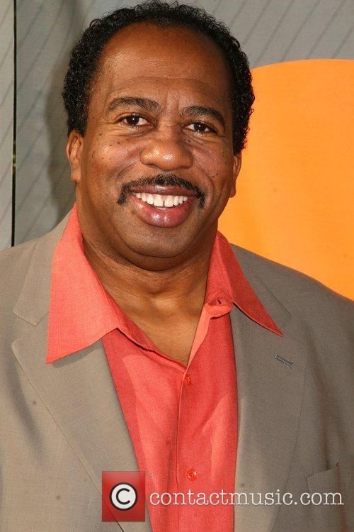 Leslie David Baker NBC All-Star party at the...