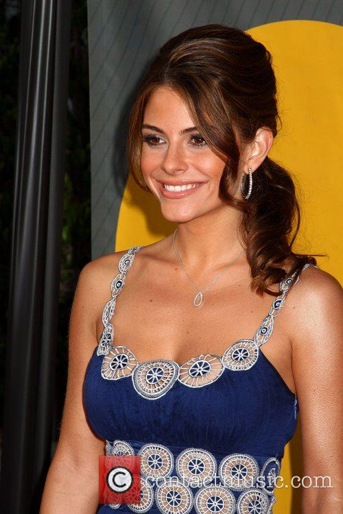 Maria Menounos NBC All-Star party at the Beverly...