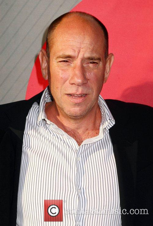 Miguel Ferrer NBC All-Star party at the Beverly...