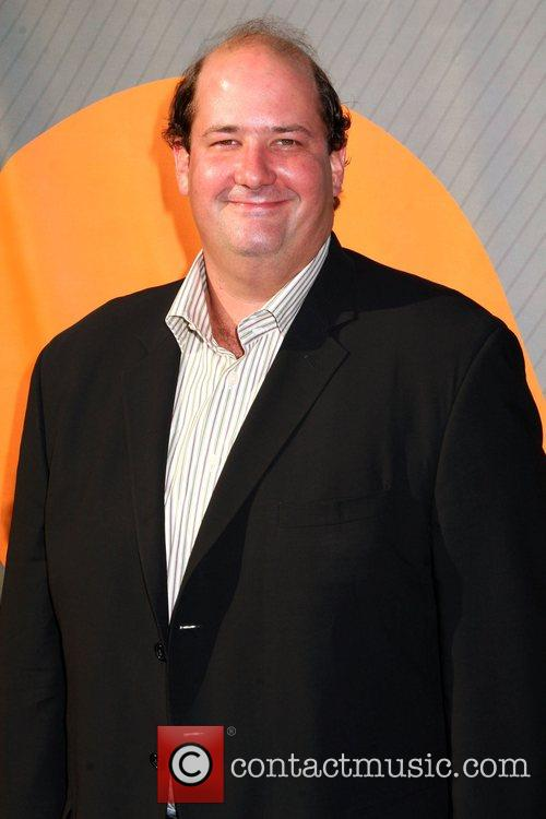 Brian Baumgartner NBC All-Star party at the Beverly...