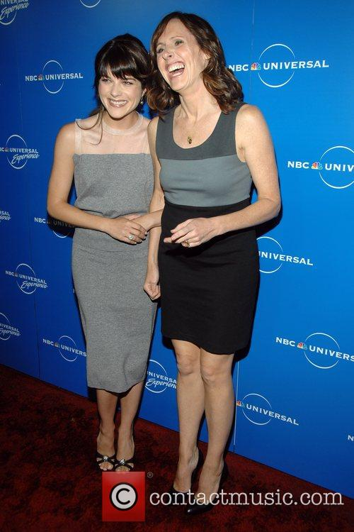 Selma Blair, Molly Shannon The NBC Universal Experience...