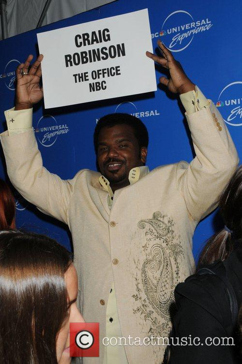 Craig Robinson The NBC Universal Experience - Arrivals...