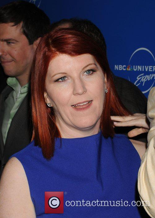 Kate Flannery The NBC Universal Experience - Arrivals...