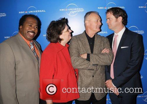 Leslie David Baker, Phyllis Smith, Creed Bratton and...