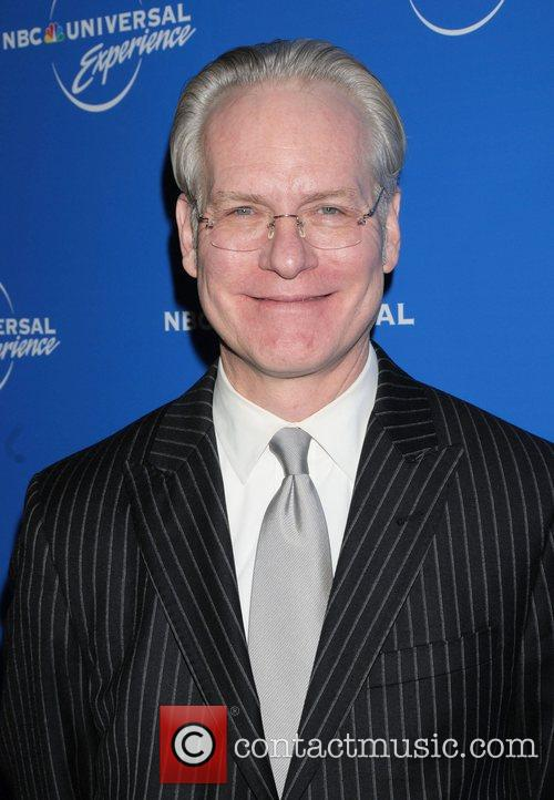 Tim Gunn The NBC Universal Experience - Arrivals...