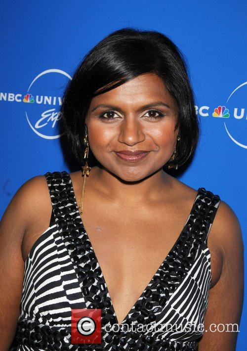 Mindy Kaling The NBC Universal Experience - Arrivals...