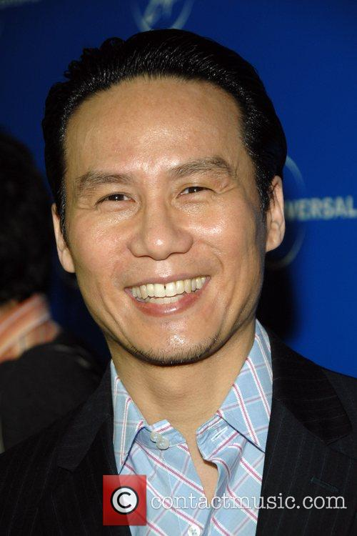 B.D. Wong The NBC Universal Experience - Arrivals...