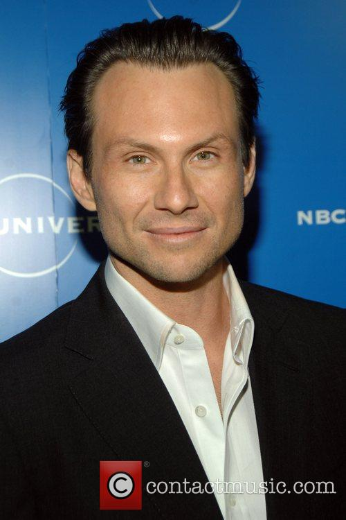 Christian Slater The NBC Universal Experience - Arrivals...