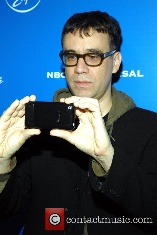 Fred Armisen The NBC Universal Experience - Arrivals...