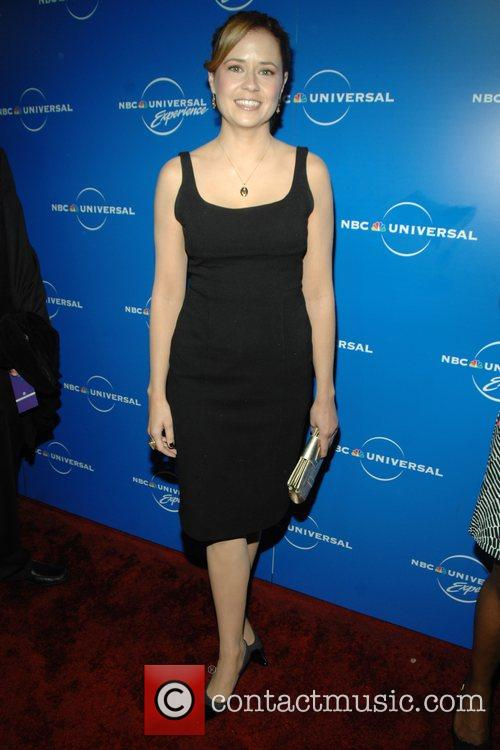 Jenna Fischer The NBC Universal Experience - Arrivals...