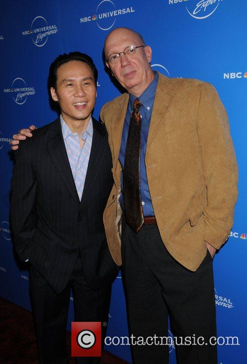 B.D. Wong and Dann Florek The NBC Universal...