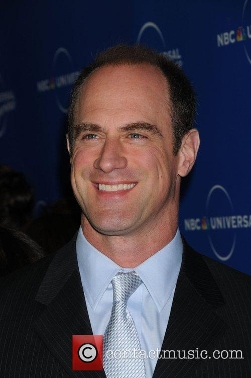 Christopher Meloni The NBC Universal Experience - Arrivals...