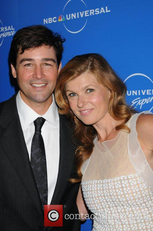 Kyle Chandler and Connie Britton The NBC Universal...