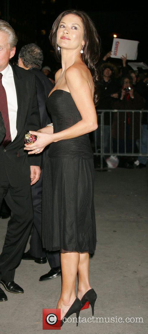 Catherine Zeta-Jones 2008 National Board of Review Awards...