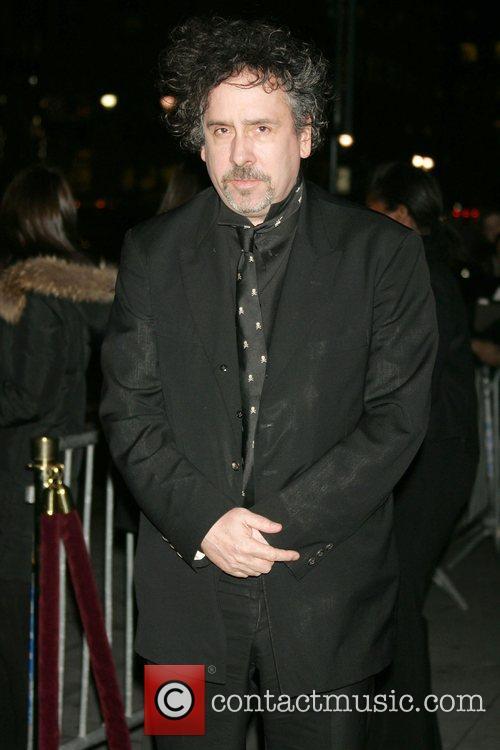 Tim Burton 2008 National Board of Review Awards...