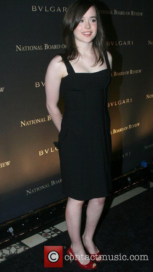 Ellen Page 2008 National Board of Review Awards...