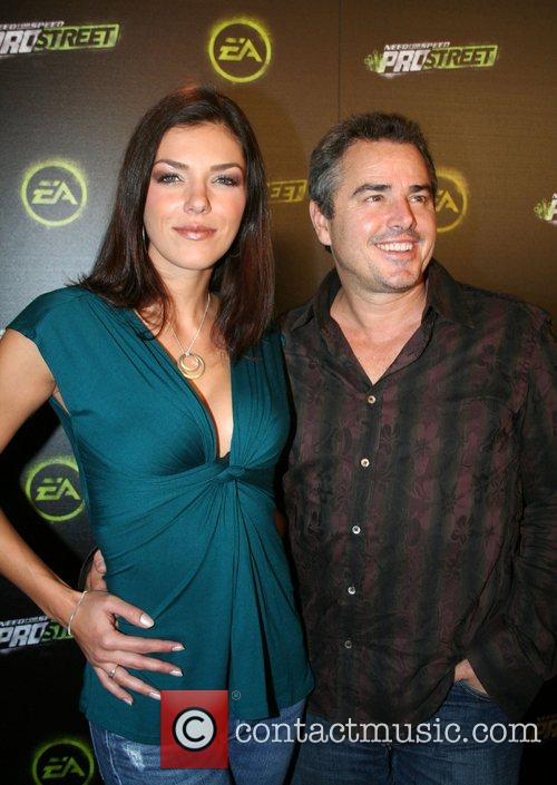Adrienne Curry and Christopher Knight 1