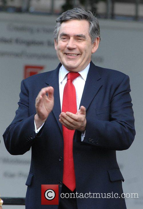 Gordon Brown and Nelson Mandela 2