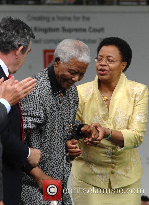Nelson Mandela, Graca Machel