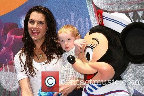 Brooke Shields with daughter Grier Hammond Henchy Finding...