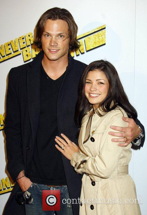 Jared Padalecki and Fiancee 5