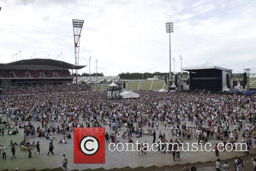 NevereverLand Music Festival at Sydney Showground