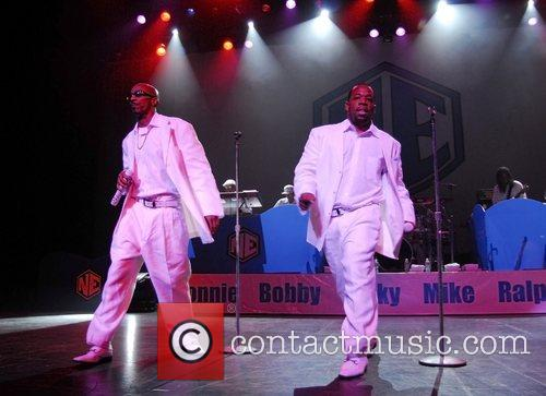 New Edition, Gibson Amphitheatre