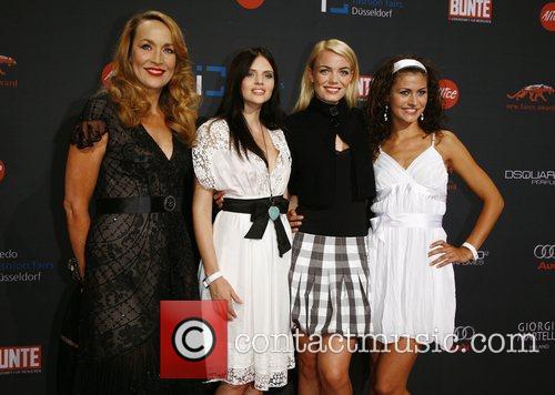 Bunte New Faces Award held at the Rheinterassen